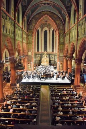 Concert en l'église de Dudelange