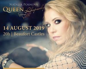 Natalia Posnova - Queen Rhapsody Luxembourgticket