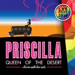 Priscilla, Queen of the Desert | with Live Drag Show