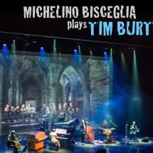 Michelino Bisceglia plays Tim Burton